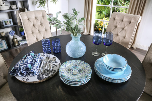 Designer's Corner: Setting the Table